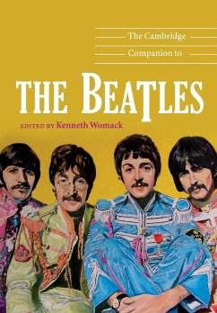 The Cambridge Companion to the Beatles - Womack, Kenneth (ed.)