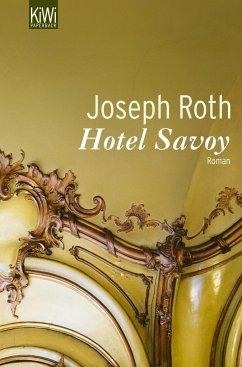 Hotel Savoy - Roth, Joseph