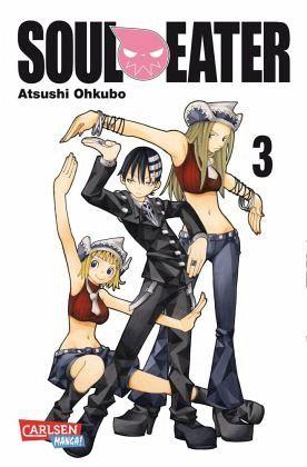 Soul Eater Bd.3 - Ohkubo, Atsushi