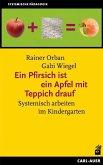 Ein Pfirsich ist ein Apfel mit Teppich drauf
