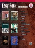 Easy Rock Instrumental Solos für Tenor Sax Buch/CD