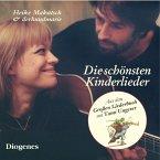 Die schönsten Kinderlieder, 1 Audio-CD