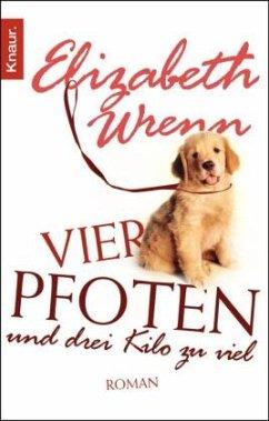 Elizabeth Wrenn-Vier Pfoten und drei Kilo zu viel-Rezension