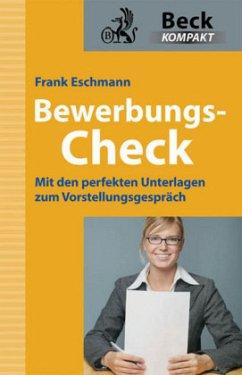 Bewerbungs-Check - Eschmann, Frank