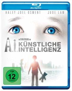 A.I. - Künstliche Intelligenz - Haley Joel Osment,Jude Law,Frances O'Connor