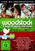 Woodstock - 3 Days of Peace & Music (Special Edition, 2 DVDs)