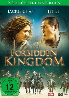 Forbidden Kingdom Collector's Edition