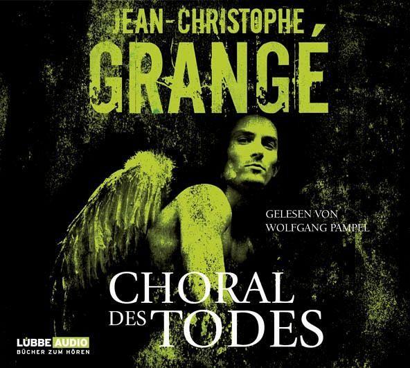 Choral des Todes, 6 Audio-CDs - Grangé, Jean-Christophe