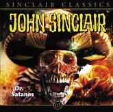 Dr. Satanos / John Sinclair Classics Bd.3 (1 Audio-CD)
