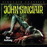 Der Anfang / John Sinclair Classics Bd.1 (1 Audio-CD)