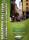 Quaderno degli Esercizi / Nuovo Progetto italiano Vol.3