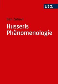 Husserls Phänomenologie - Zahavi, Dan