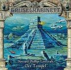 Der Tempel / Gruselkabinett Bd.39 (1 Audio-CD)