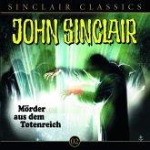 Mörder aus dem Totenreich / John Sinclair Classics Bd.2 (1 Audio-CD)