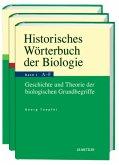 Historisches Wörterbuch der Biologie; .