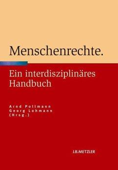 Menschenrechte - Lohmann, Georg / Pollmann, Arnd (Hrsg.)