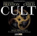 Cult - Spiel der Toten / Pendergast Bd.9 (Audio-CDs)