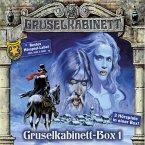 Gruselkabinett-Box 1, 3 Audio-CDs