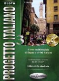 Libro dello Studente m. 2 Audio-CDs / Nuovo Progetto italiano Vol.3