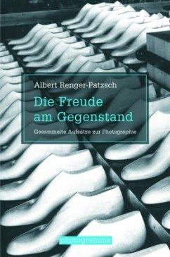 Die Freude am Gegenstand - Stiegler, Bernd / Wilde, Ann / Wilde, Jürgen (Hrsg.)