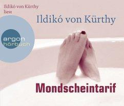 Mondscheintarif, 3 Audio-CDs - Kürthy, Ildikó von
