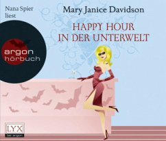 Happy Hour in der Unterwelt (Band 3), 3 Audio-CDs - Davidson, Mary J.
