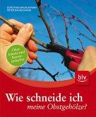 Wie schneide ich meine Obstgehlze?: Obstbume und Beerenstrucher Baumjohann, Dorothea; Baumjohann, Peter and Schick, Claudia