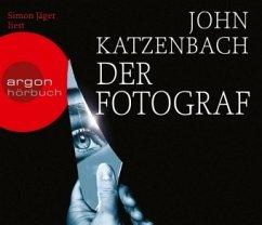 Der Fotograf, 6 Audio-CDs