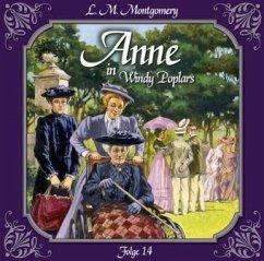 Anne auf Green Gables - Anne in Windy Poplars, Ein harter Brocken, 1 Audio-CD