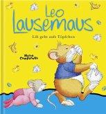 Leo Lausemaus Lili geht aufs Töpfchen. wattierter Umschlag
