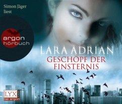 Geschöpf der Finsternis / Midnight Breed Bd.3 (5 Audio-CDs) - Adrian, Lara