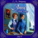Anne auf Green Gables - Anne in Windy Poplars, Das zweite Jahr in Summerside, Audio-CDs