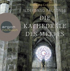 Die Kathedrale des Meeres, 8 Audio-CDs - Falcones, Ildefonso