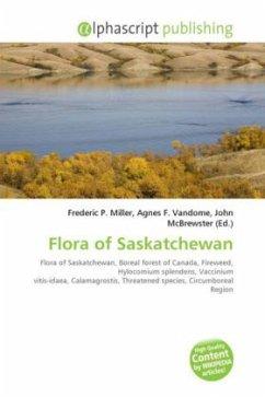 Flora of Saskatchewan