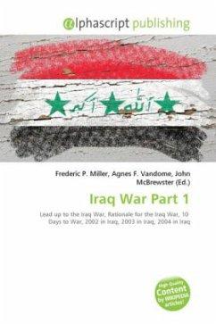 Iraq War Part 1