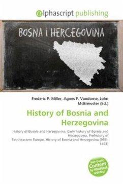 History of Bosnia and Herzegovina