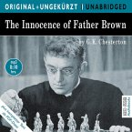 The Innocence of Father Brown, 1 MP3-CD\Die seltsamen Schritte, 1 MP3-CD, englische Version