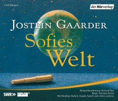 Sofies Welt, 5 Audio-CDs - Gaarder, Jostein