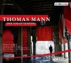 Der Tod in Venedig, 2 Audio-CDs