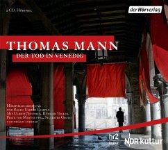 Der Tod in Venedig, 2 Audio-CDs - Mann, Thomas