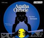 Die blaue Geranie, 1 Audio-CD
