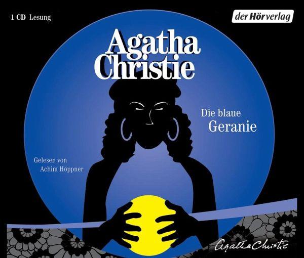 Die blaue Geranie 1 Audio-CD
