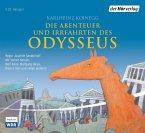 Die Abenteuer und Irrfahrten des Odysseus, 2 Audio-CDs