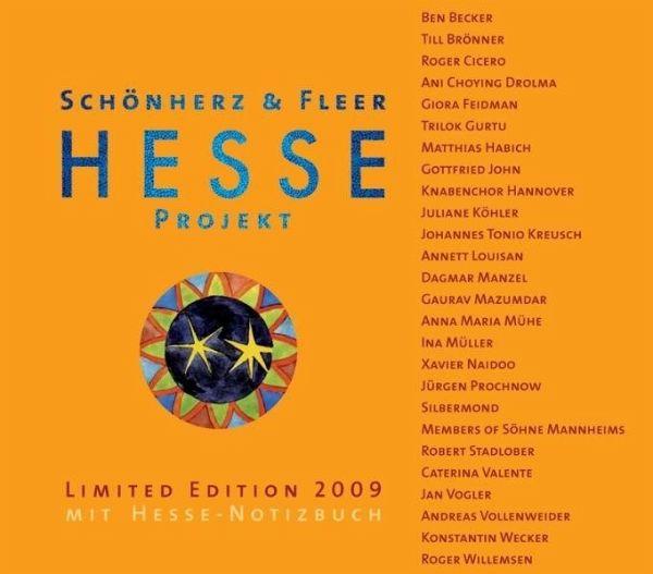 Hesse Projekt, 2 Audio-CDs + Buch - Hesse, Hermann