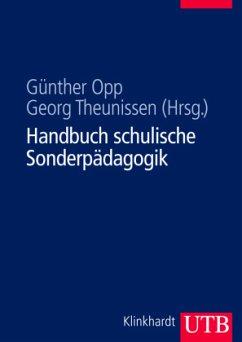Handbuch schulische Sonderpädagogik