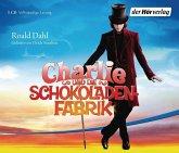 Charlie und die Schokoladenfabrik, 3 Audio-CDs