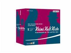 Krimi Kult Kiste, 10 Audio-CDs