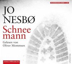 Schneemann / Harry Hole Bd.7 (6 Audio-CDs) - Nesbø, Jo