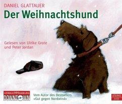 Der Weihnachtshund, 4 Audio-CDs - Glattauer, Daniel
