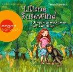 Schimpansen macht man nicht zum Affen / Liliane Susewind Bd.4 (2 Audio-CDs)